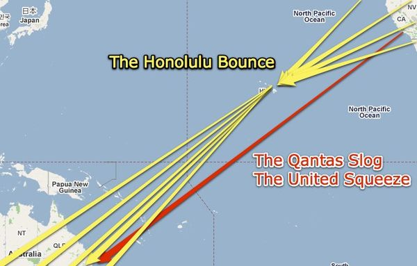 The Honolulu Bounce